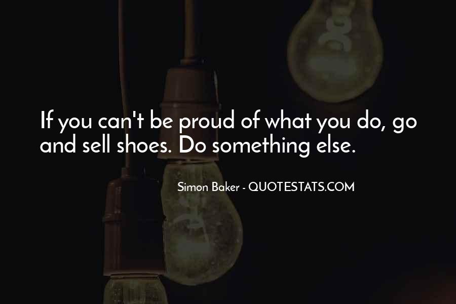 Get In My Shoes Quotes #23524
