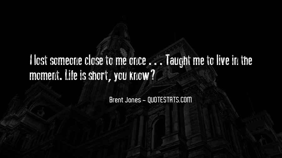 Get Lost Short Quotes #83734