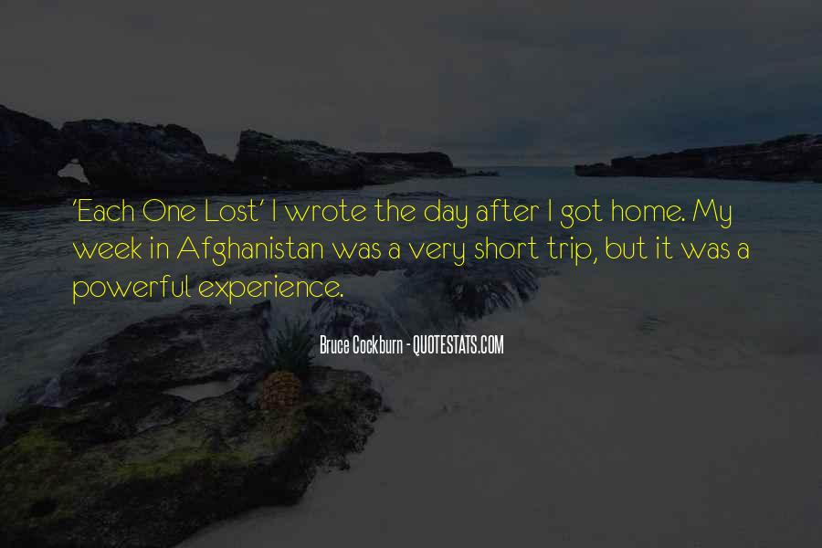 Get Lost Short Quotes #938793