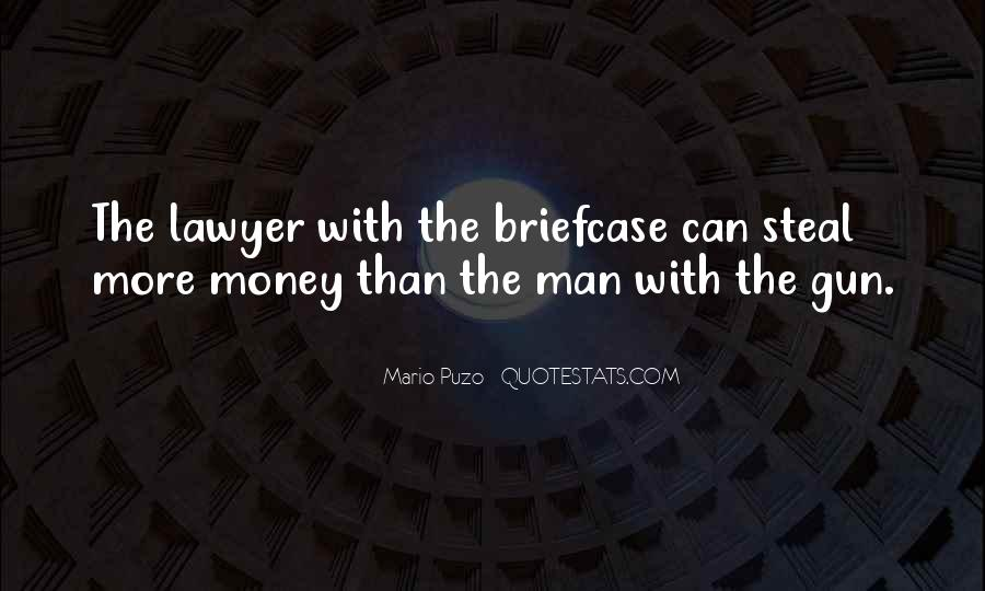 Get Money Gangster Quotes #1235772