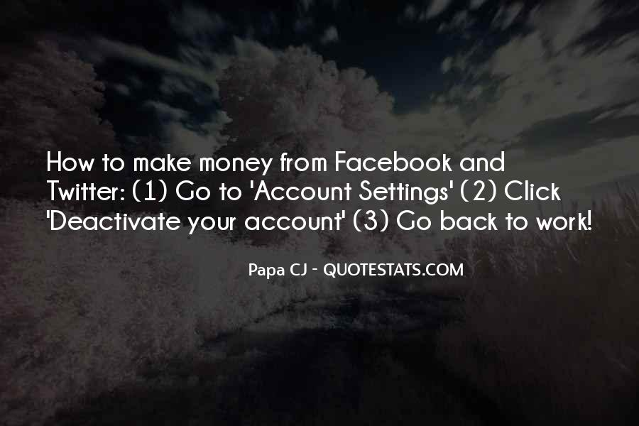 Get Money Twitter Quotes #1873764