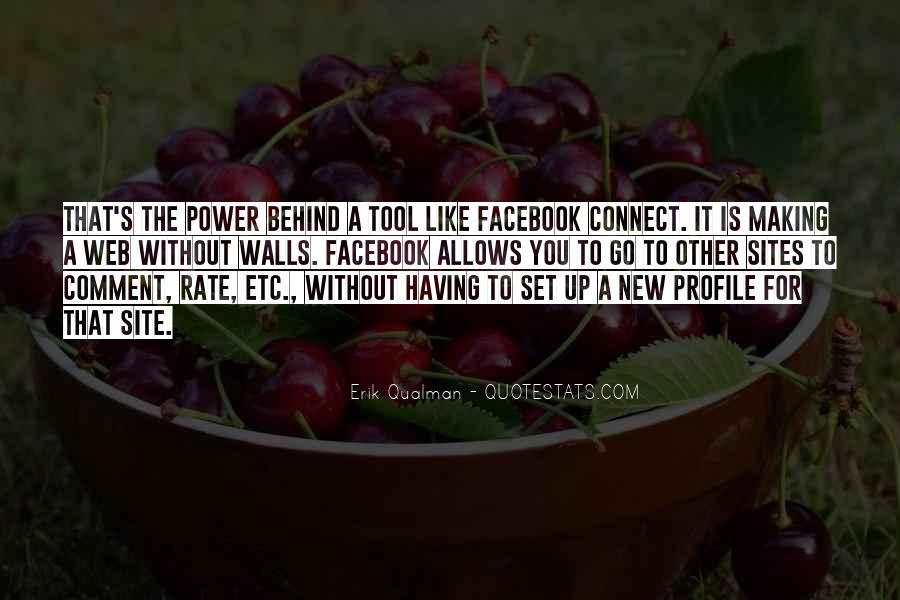 Get Off My Facebook Quotes #12533