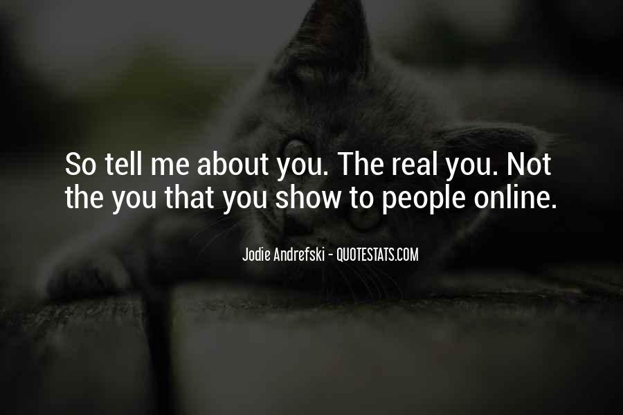Get Off My Facebook Quotes #57663