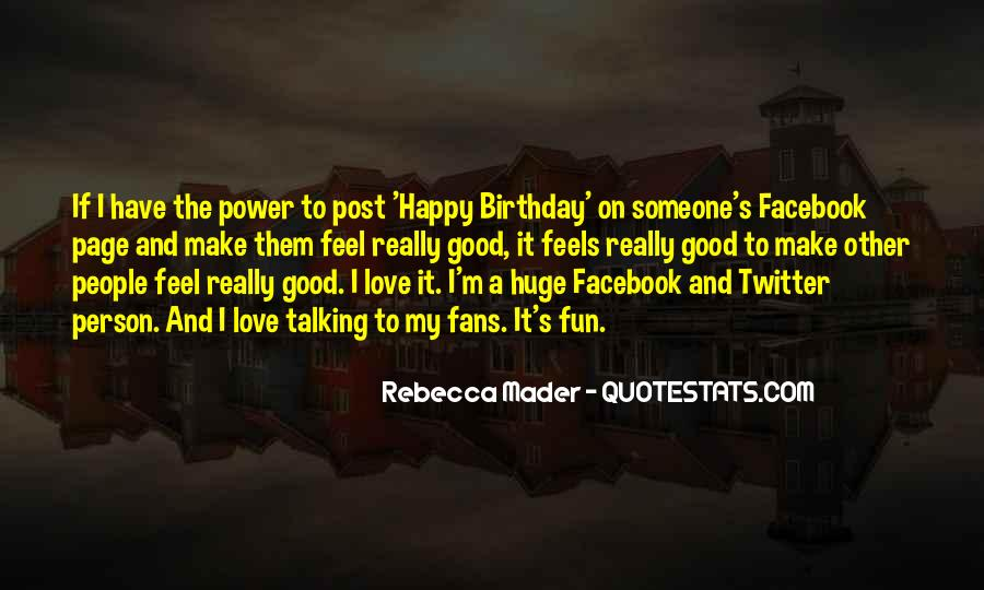 Get Off My Facebook Quotes #60038