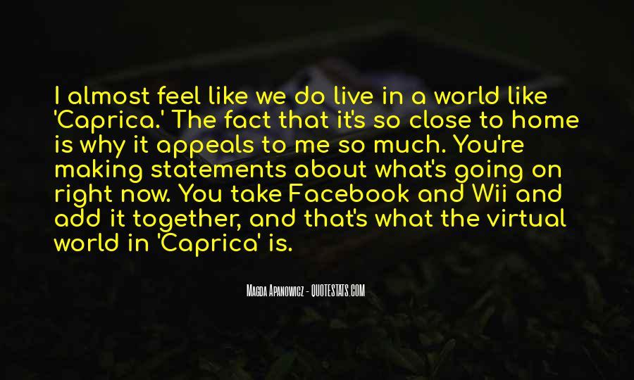 Get Off My Facebook Quotes #60456