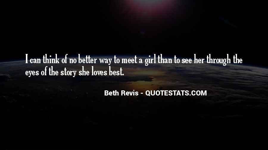 Quotes About The Eyes Of A Girl #1079740
