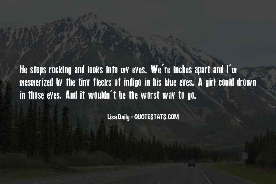Quotes About The Eyes Of A Girl #1307086