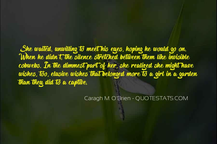 Quotes About The Eyes Of A Girl #1531993