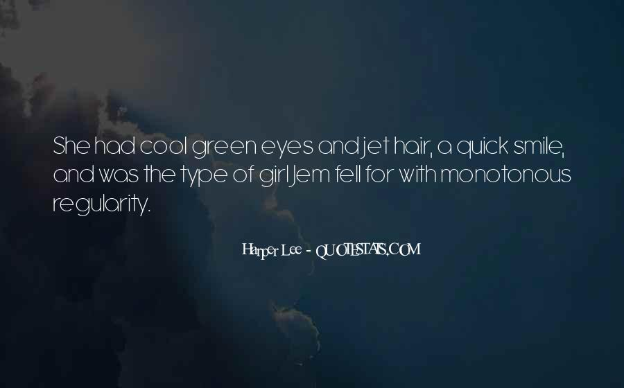 Quotes About The Eyes Of A Girl #1604512
