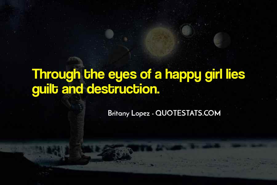 Quotes About The Eyes Of A Girl #853799