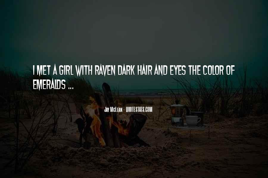 Quotes About The Eyes Of A Girl #91868