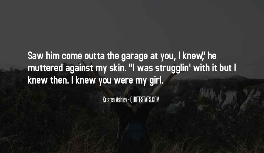 Get Outta My Way Quotes #123573