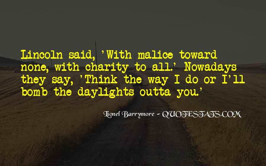Get Outta My Way Quotes #52588