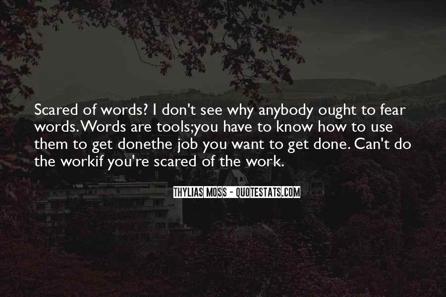 Get The Job Done Quotes #235353