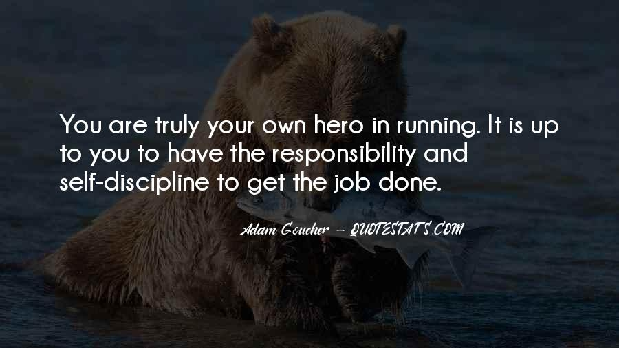 Get The Job Done Quotes #912515