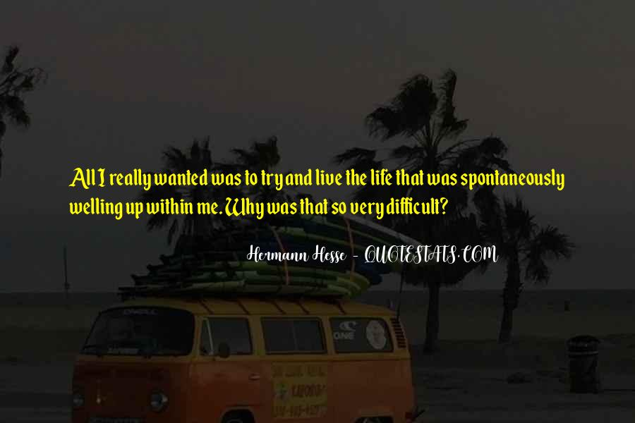 Get Ur Own Life Quotes #1117253