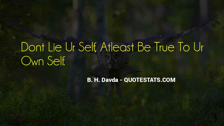 Get Ur Own Life Quotes #1281055