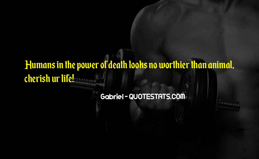 Get Ur Own Life Quotes #1508001
