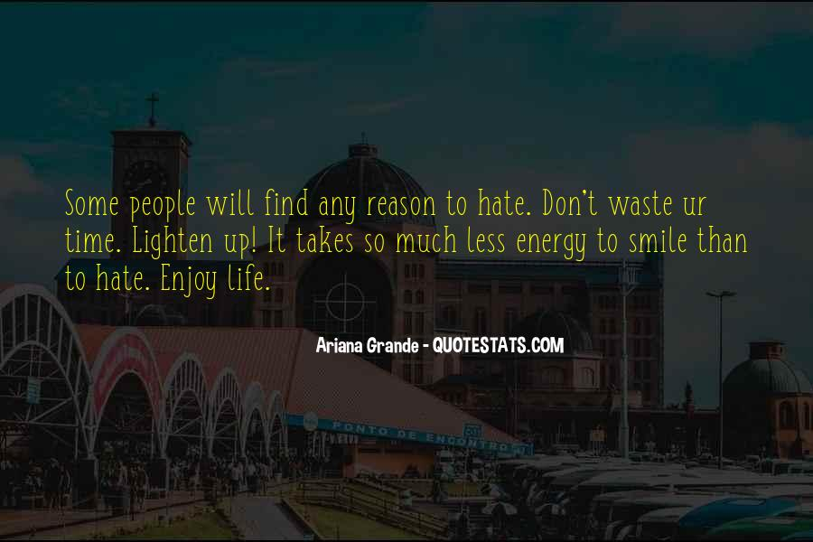 Get Ur Own Life Quotes #394117