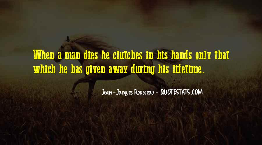 Get Your Hands Off My Man Quotes #49307