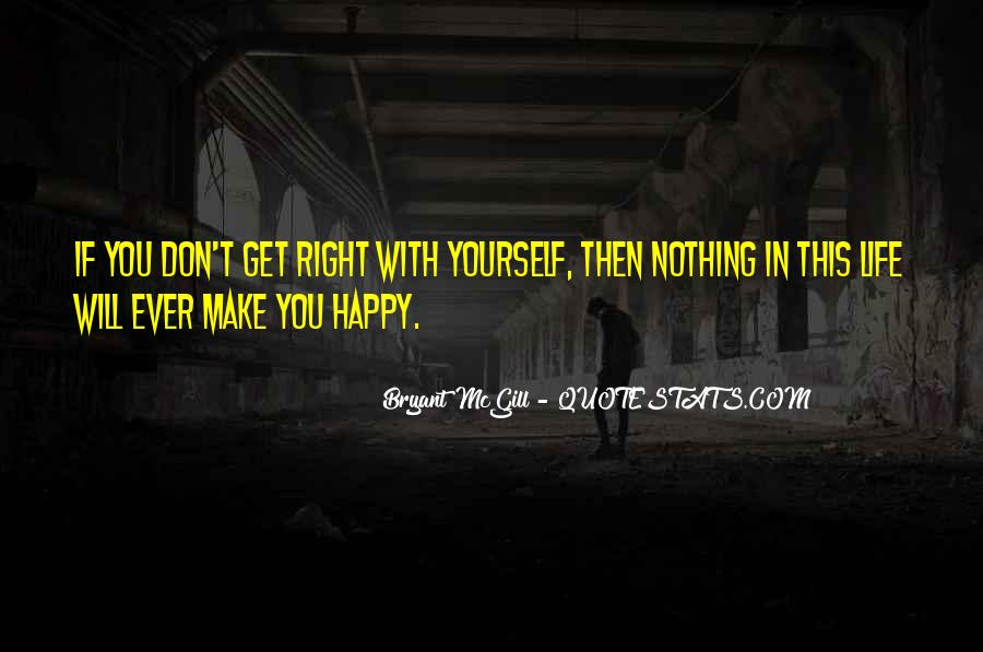 Get Yourself Right Quotes #978503
