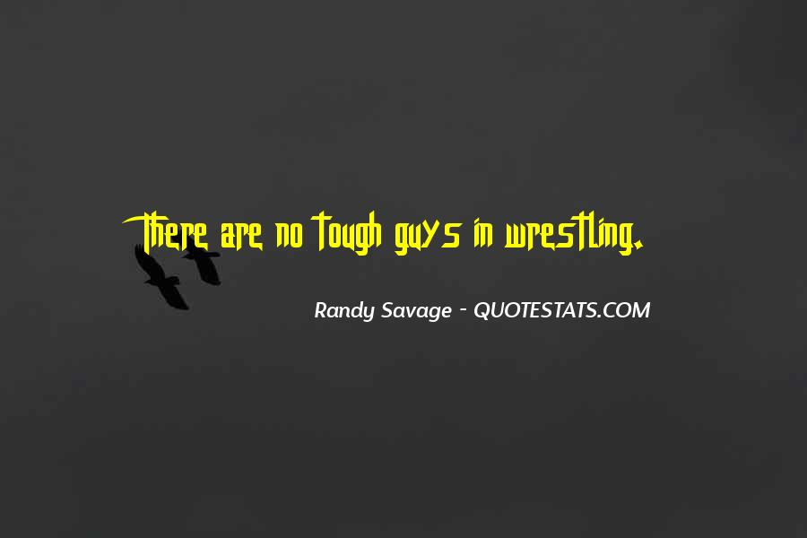 Gets Tough Quotes #55110