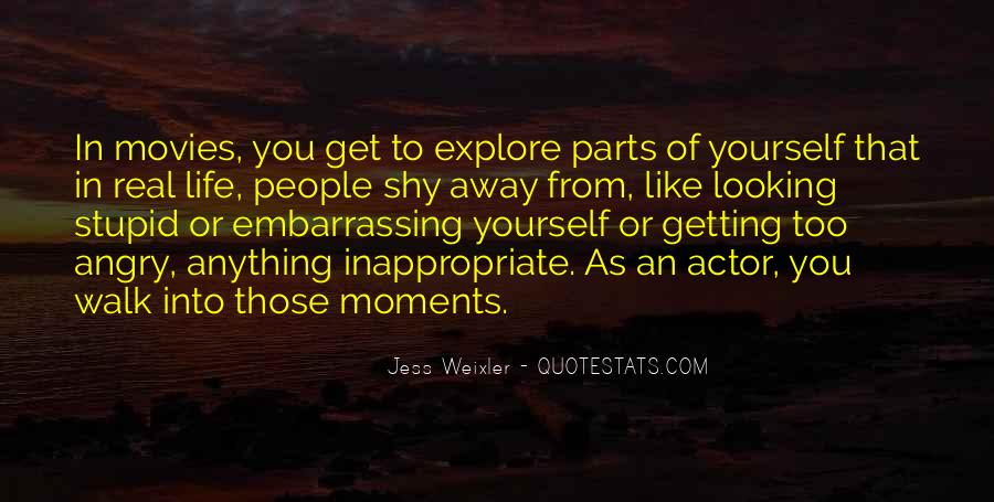 Getting Away From You Quotes #1037782