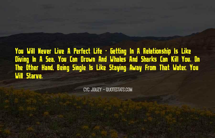 Getting Away From You Quotes #1433716
