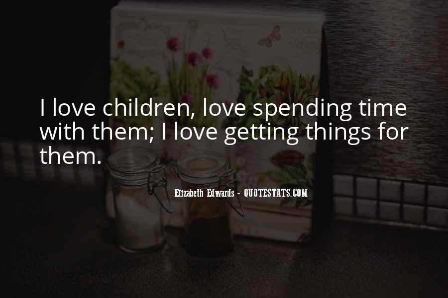 Getting In The Way Of Love Quotes #5120