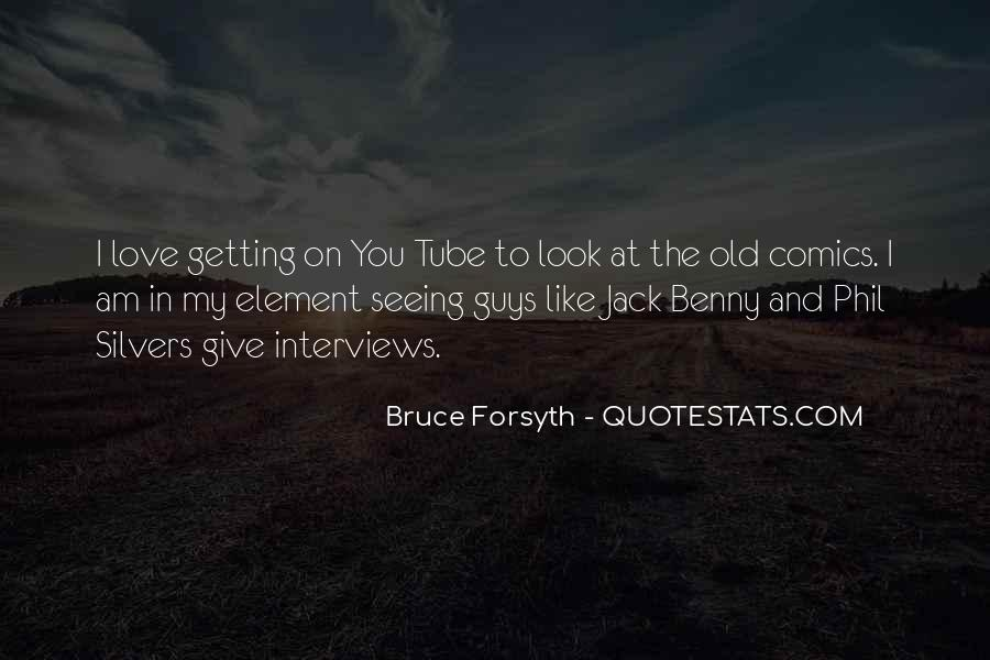 Getting In The Way Of Love Quotes #60238