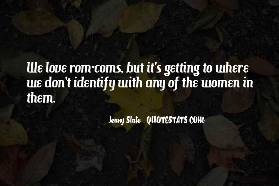 Getting In The Way Of Love Quotes #63468