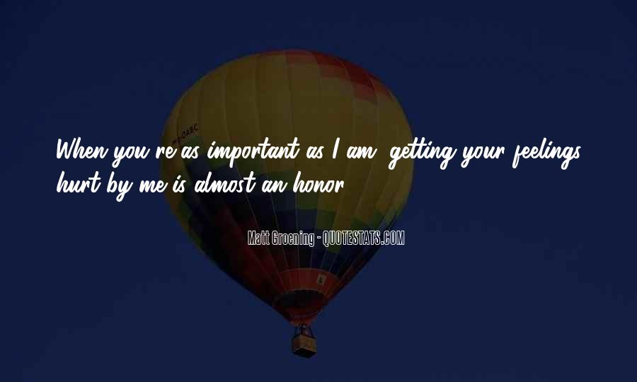 Getting Over Hurt Quotes #104255
