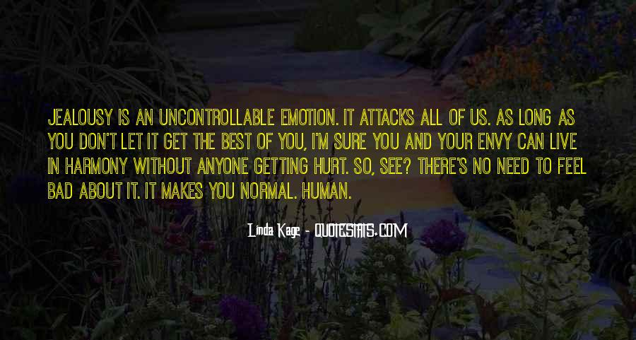 Getting Over Hurt Quotes #150180