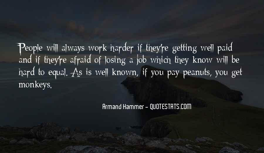 Getting Paid For Hard Work Quotes #630957