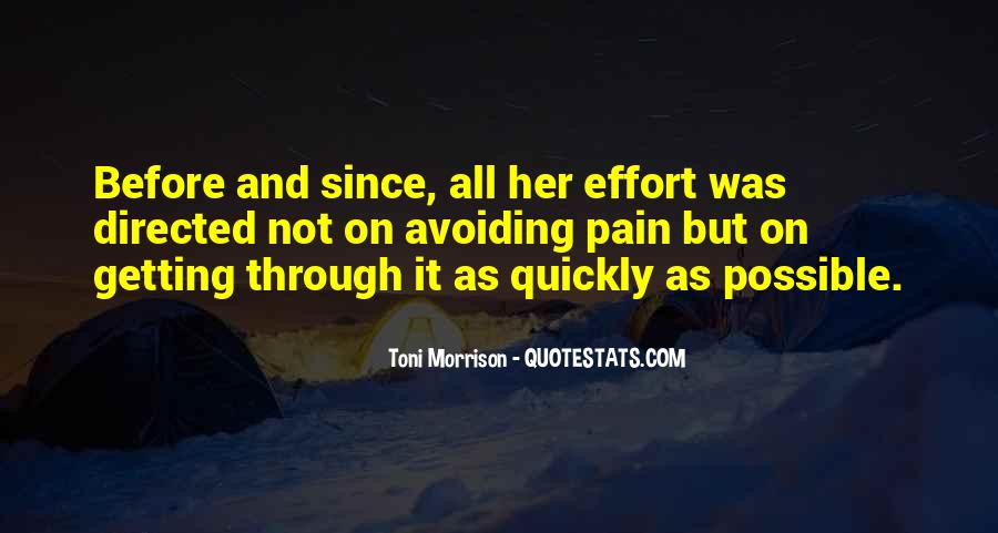 Getting Through It All Quotes #171230