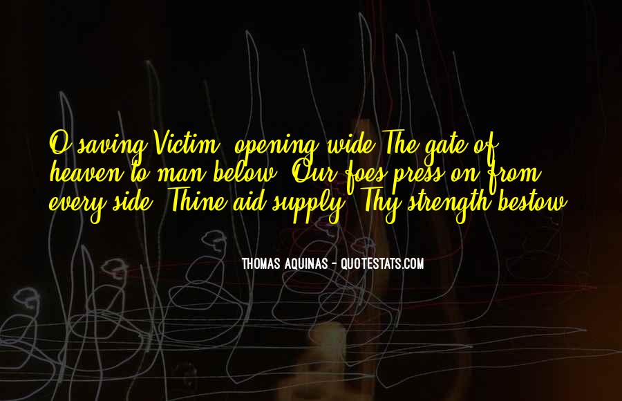 Getting Through The Storm Quotes #1529955