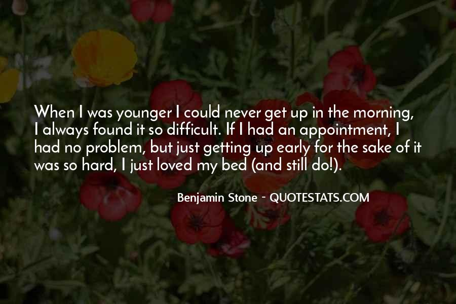 Getting Younger Quotes #1032918