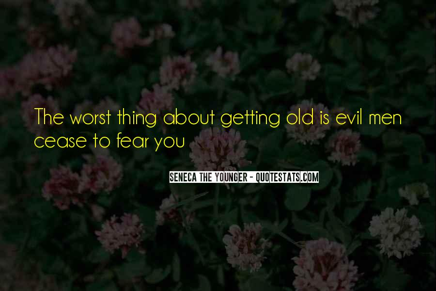 Getting Younger Quotes #1181855