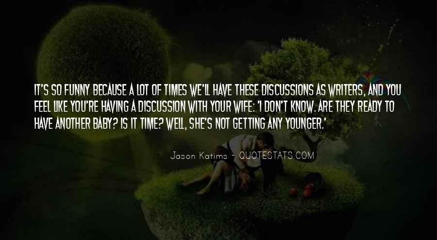 Getting Younger Quotes #1356552