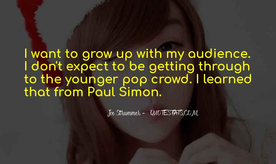 Getting Younger Quotes #1635467