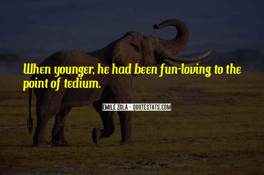 Getting Younger Quotes #494601