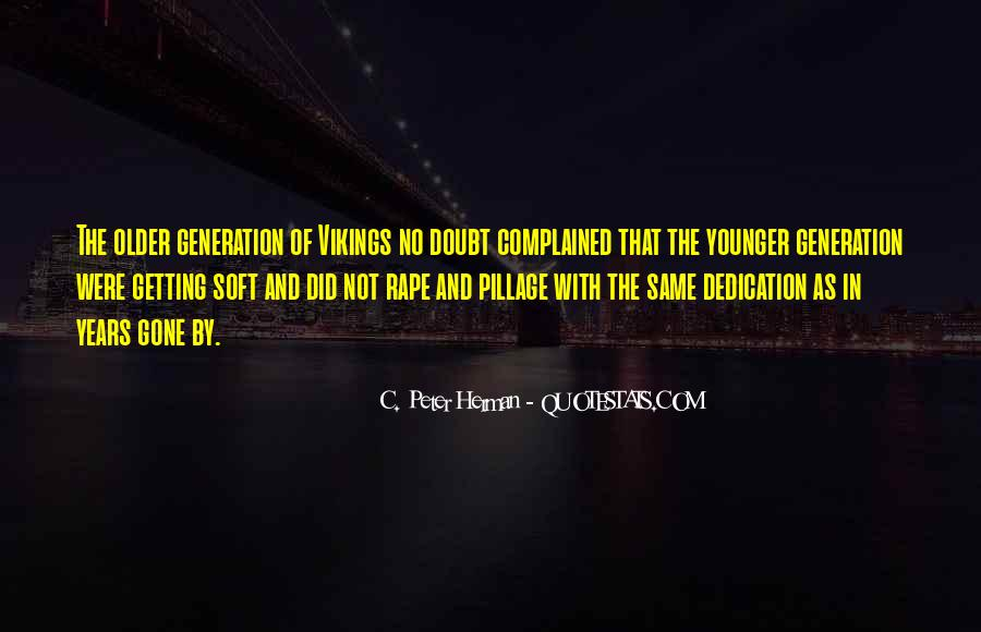 Getting Younger Quotes #621227