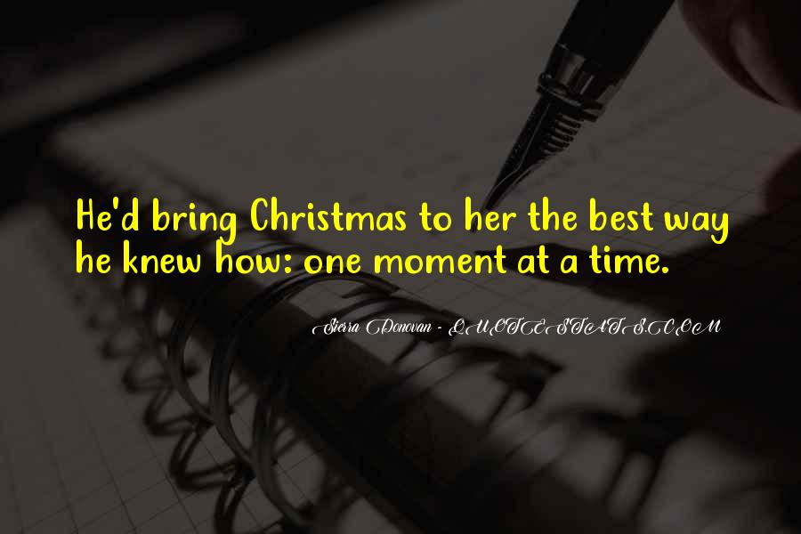 Ghost Christmas Present Quotes #1272489