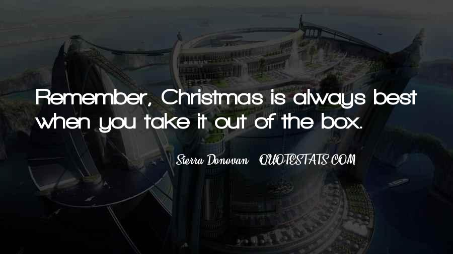 Ghost Christmas Present Quotes #1337710
