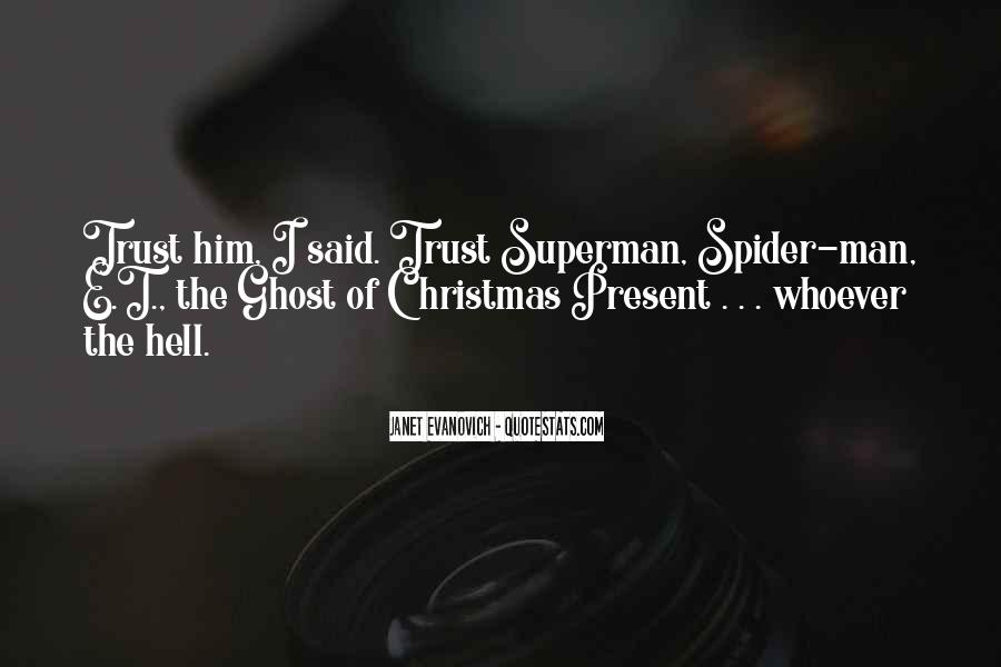 Ghost Christmas Present Quotes #1395396