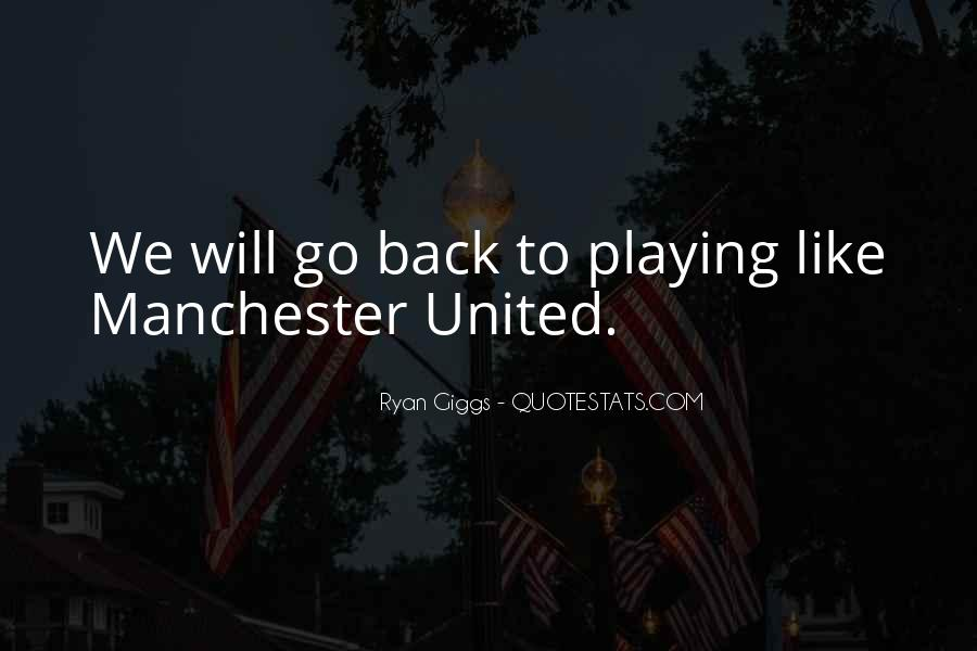 Giggs Best Quotes #1254597
