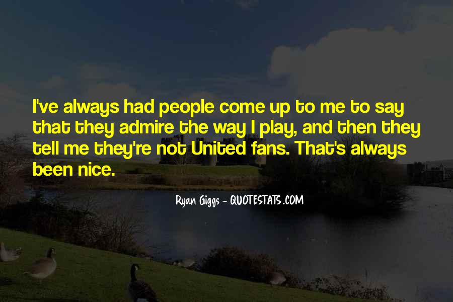 Giggs Best Quotes #976110
