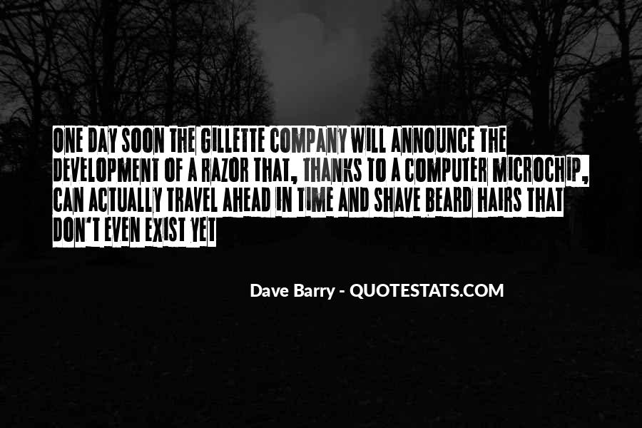 Gillette Quotes #712186