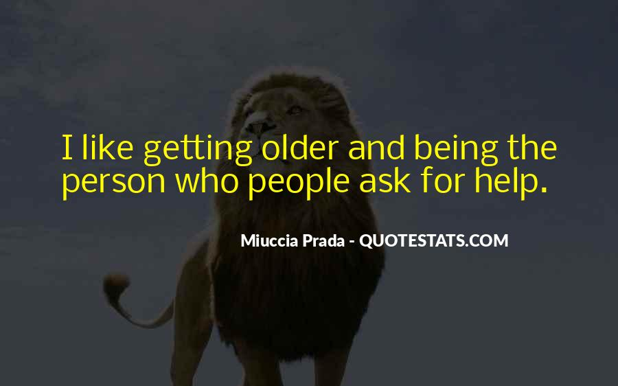 Quotes About Getting Help From Others #301278
