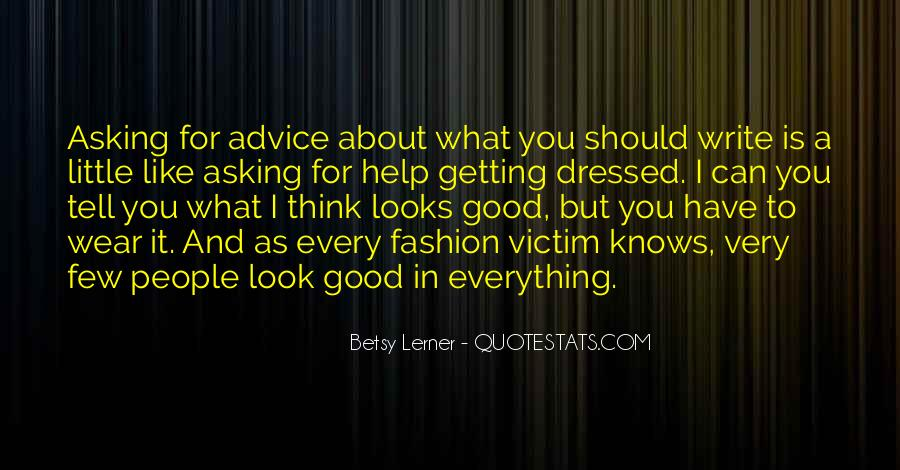 Quotes About Getting Help From Others #76776
